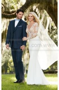 wedding photo - Martina Liana Modern Sexy Bridal Separates Wedding Dress Style BLAKE SANJA