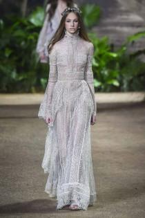 wedding photo - Elie Saab París Alta Costura Primavera-Verano 2016