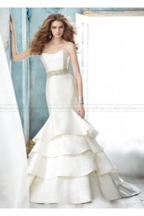 wedding photo - Jim Hjelm Wedding Dress Style JH8208