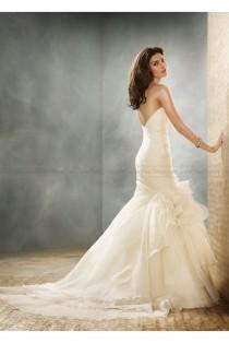 wedding photo - Jim Hjelm Wedding Dress Style JH8151