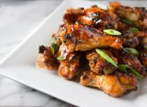 wedding photo - Sweet and Spicy Baked and Fried Chicken Wing Recipes