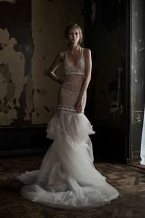 wedding photo - Sensual Spring 2016 'Hotel Madrid' Bridal Dresses Collection From Vera Wang
