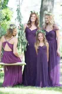 wedding photo - Trendy Bridesmaid Dresses By Bari Jay - Belle The Magazine