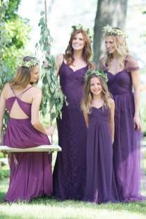 wedding photo - Trendy Bridesmaid Dresses By Bari Jay - Belle The Magazine