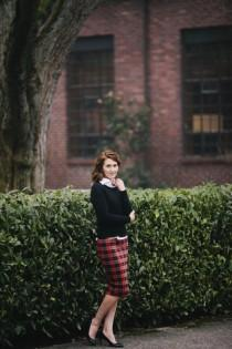 wedding photo -  Preppy Looks For Fall To Copy Right Now