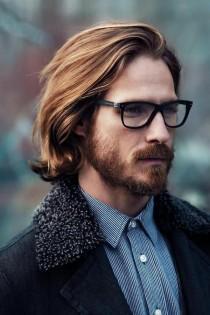 wedding photo -  Cool Men's Looks Wearing Glasses