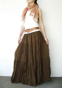 wedding photo -  Learn More About Peasant Skirts And How To Wear Them!