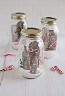 wedding photo -  Spicy Gingerbread Cookies Turned Cityscapes