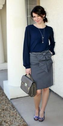 wedding photo -  Convenient Fall Fashion Ideas for Working Women