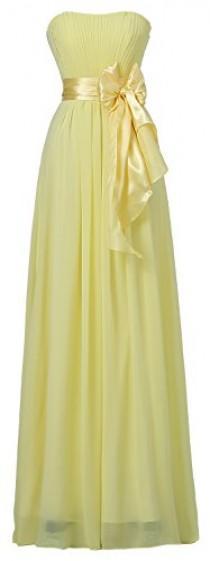 wedding photo - Sweetheart Chiffon Bridesmaid Dress