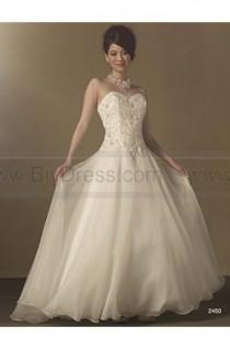 wedding photo - Alfred Angelo Wedding Dresses - Style 2450/2450A