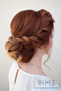wedding photo - How To Make A Pretect Ponytail Hair Ideas