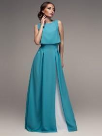 Turquoise Bridesmaid Dresses  Azazie