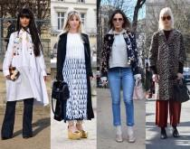 wedding photo - Get the Look: Paris Fashion Week Street Style at Dior, Chloé, Céline and Elie Saab