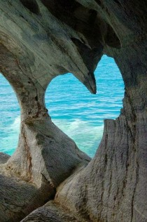 wedding photo - Hearts In Nature