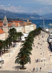 wedding photo - Trogir Croatia