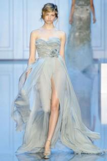 wedding photo - Fashion Friday: Elie Saab A/W 2011/12