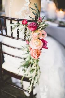wedding photo - Virginia Wedding In Chic Botanical Garden