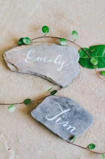 wedding photo - Organic Rustic Indoor Wedding - Once Wed