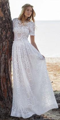 wedding photo - Christos Costarellos Spring 2016 Wedding Dresses