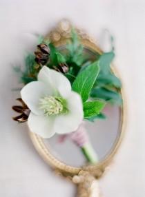 wedding photo - Elegant Winter Wedding In Texas - Once Wed