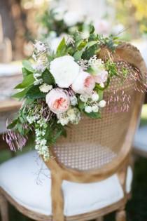 wedding photo - Garden Glamour Inspiration Shoot