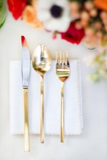 wedding photo - Gold Wedding Ideas