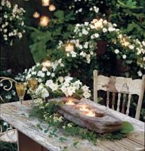 wedding photo - Garden: Decor, Sheds & Ideas