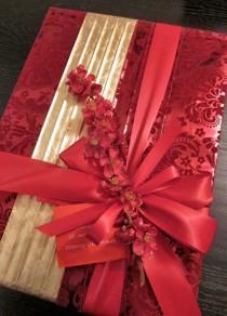 wedding photo - Gift Wrap Tutorial