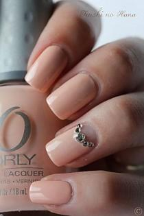 wedding photo - Orly – Prelude To A Kiss Gorgeous Nail Color For A Wedding! Follow