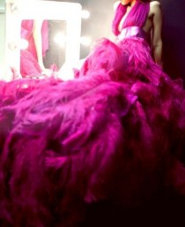 wedding photo - Pink Haute Couture