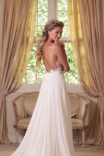 wedding photo - WANDA BORGES WEDDING DRESS