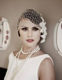 wedding photo - Lindsay Fleming Couture – Specialists In Vintage Bridal Wear & All That Jazz!