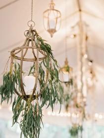 wedding photo - Anthropologie Inspired Outdoor Garden Wedding