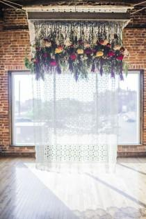 wedding photo - Wedding Industry Trends 2015: A Floral Perspective