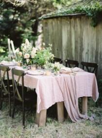wedding photo - Rustic   Romantic Wedding Ideas