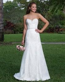 wedding photo - Sweetheart Sweetheart Style 6114
