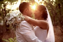 wedding photo - Swan Lake Inspired Wedding In Harare, Zimbabwe