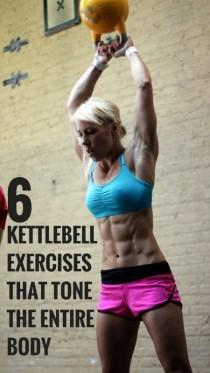 wedding photo - 6 Kettlebell Exercises That Will Burn More Fat And Pack On More Muscles
