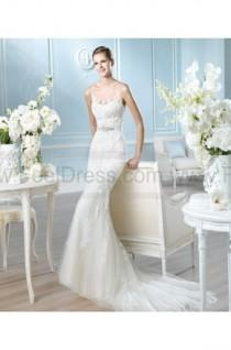 wedding photo - 2015 Fashion San Patrick Wedding Dress - Style Halex
