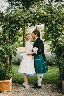 wedding photo - Rustic Countryside Wedding Near La Rochelle - French Wedding Style