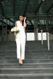 wedding photo - City Hall Wedding Dress Inspiration For Unique Brides