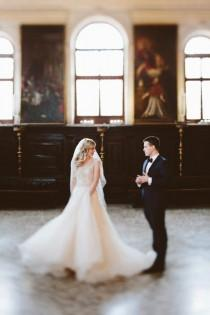 wedding photo - Insanely Romantic Grace Kelly Inspired Venice Elopement