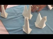 wedding photo - 28 Creative Napkin-Folding Techniques