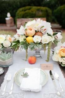 wedding photo - Secret Garden Inspiration Shoot