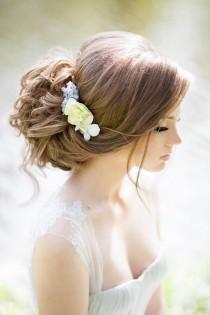 wedding photo - Beautiful Wedding Updo