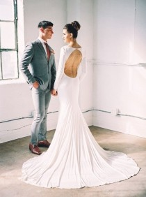 wedding photo - 100 Layer Cake Best Wedding Gowns 2015