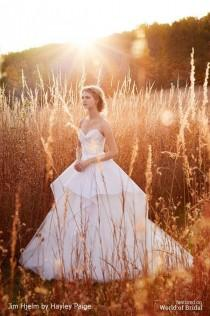 wedding photo - Jim Hjelm by Hayley Paige Spring 2016 Wedding Dresses