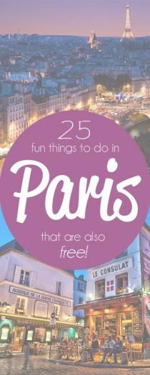 wedding photo - 25 Odd, Touristy And Free Things To Do In Paris -