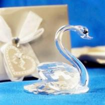wedding photo - Baby Shower Favors SJ012/A Indian Swan Wedding Souvenirs